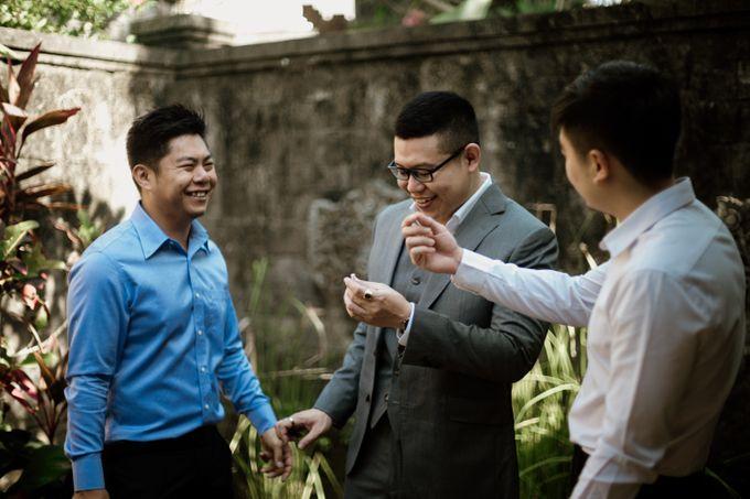 Cath & Chris Wedding Bali by Visesa Ubud - 006