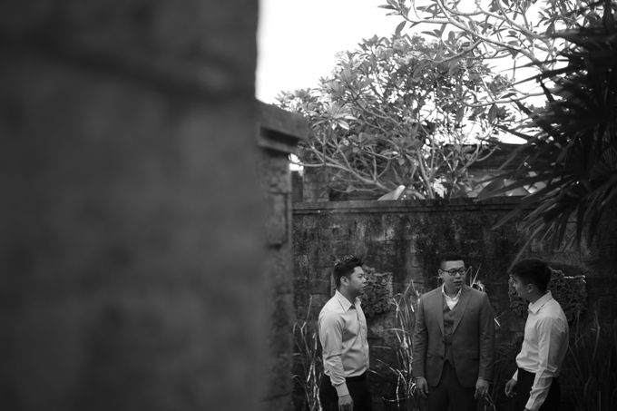 Cath & Chris Wedding Bali by Visesa Ubud - 008