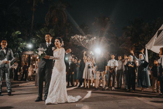 Ivan & Yovita Wedding Day by Kalamila - 023