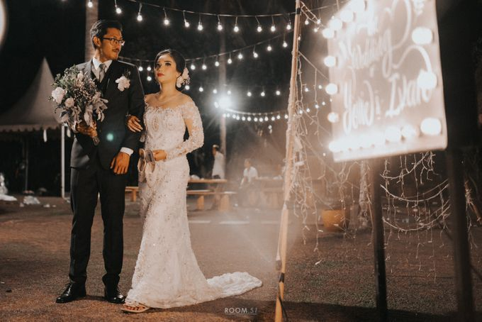 Ivan & Yovita Wedding Day by Kalamila - 024