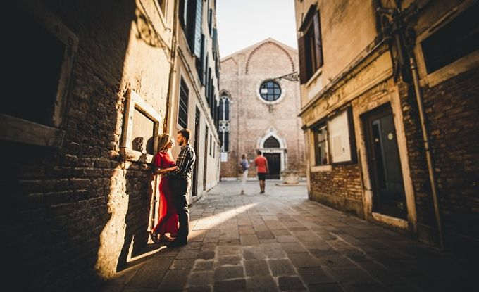 Engagement in Venice photographer by CB Photographer Venice - 026