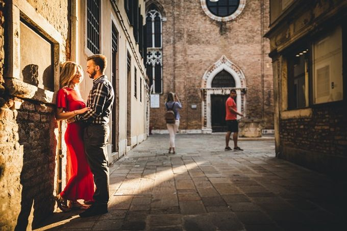 Engagement in Venice photographer by CB Photographer Venice - 027