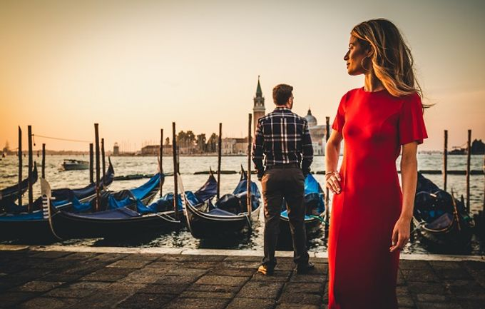 Engagement in Venice photographer by CB Photographer Venice - 005