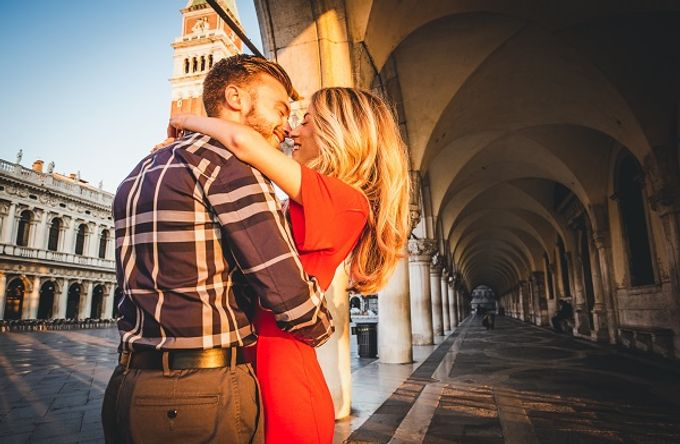 Engagement in Venice photographer by CB Photographer Venice - 007
