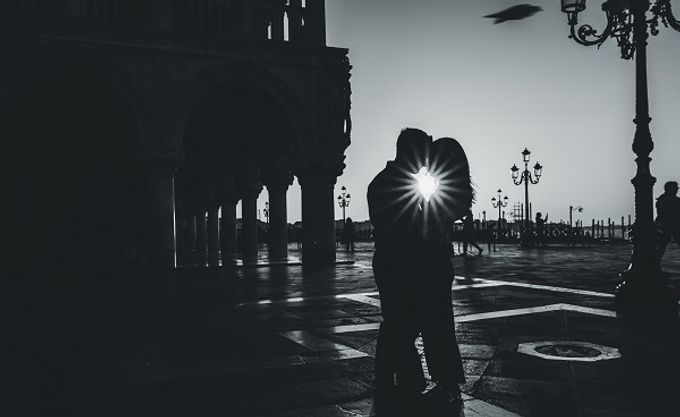 Engagement in Venice photographer by CB Photographer Venice - 009