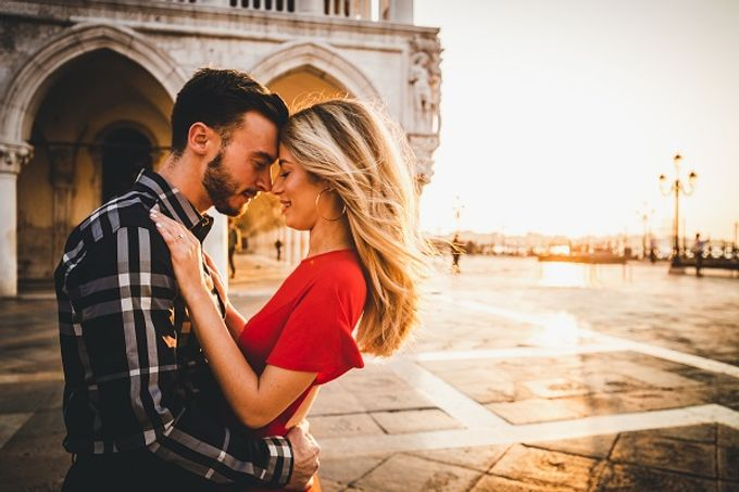 Engagement in Venice photographer by CB Photographer Venice - 011