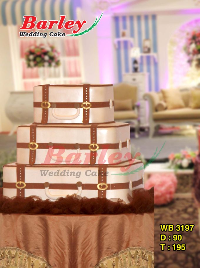 3 Tiers by Barley Cakes - 006