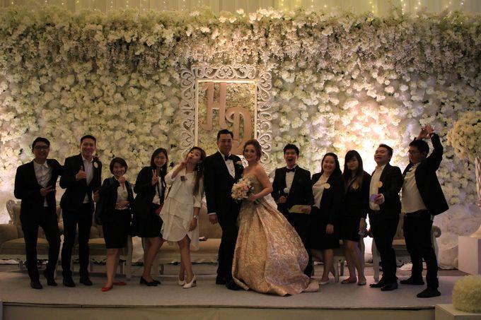 MC Wedding Holiday Inn Kemayoran Jakarta - Anthony Stevven by Holiday Inn Jakarta Kemayoran - 010