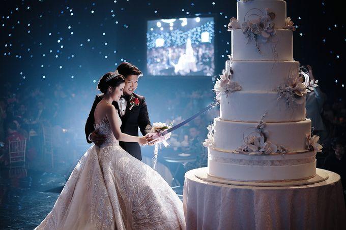 Wedding Day by Dicky - Raven Melisa by DONNY LIEM The Make Up Art - 011