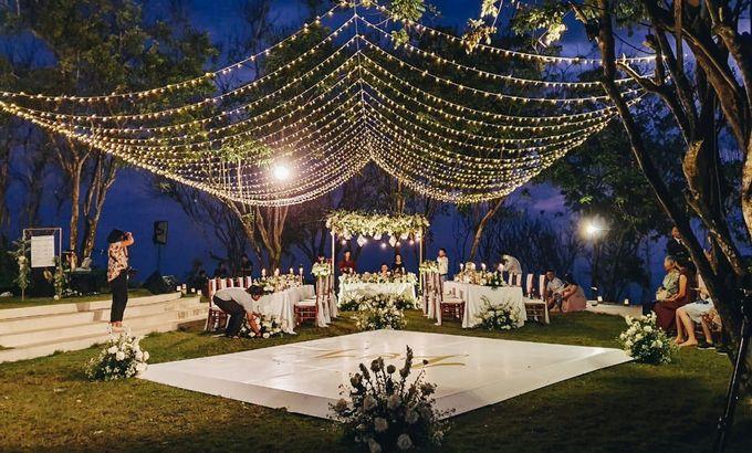Zhang Jianfeng and Zou Wenying Wedding by Bali Wonderful Decor - 002