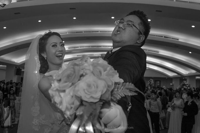 Albert + Cynthia - Wedding day by Spotlite Photography - 001