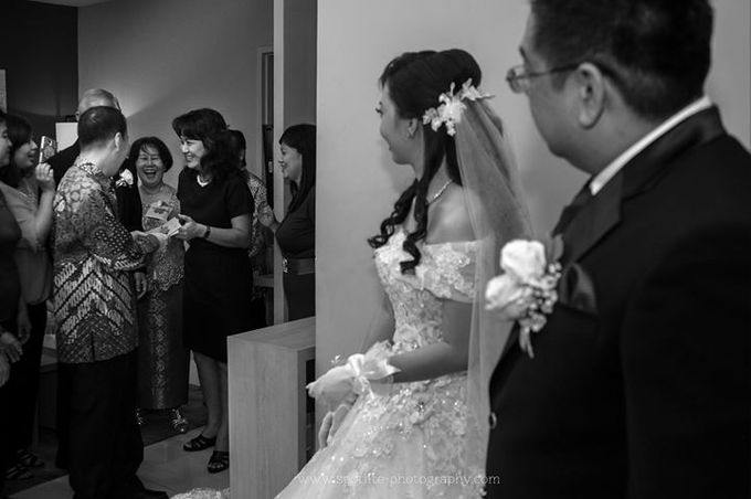 Albert + Cynthia - Wedding day by Spotlite Photography - 005