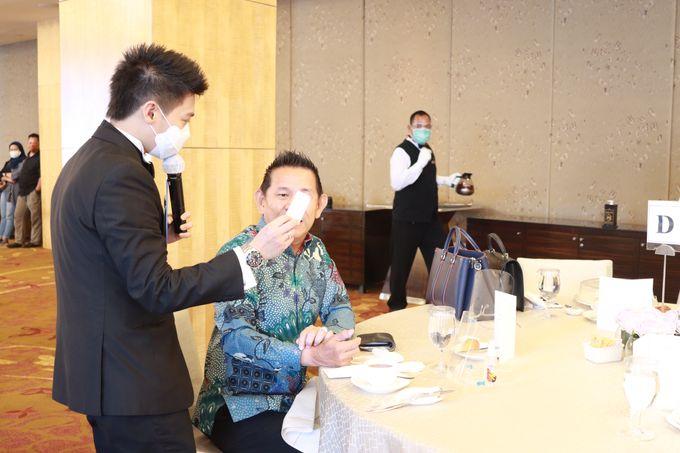 MC Wedding Intimate Hotel Mulia Jakarta - Anthony Stevven by Anthony Stevven - 010