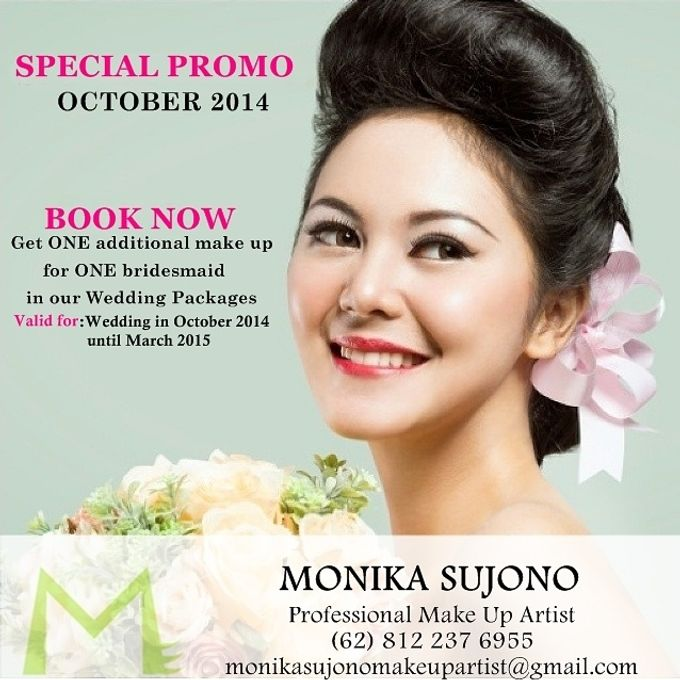 Promotion by Monika Sujono Make Up Artist - 001