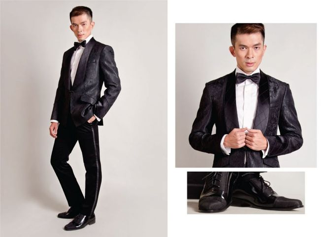 Silver Point by Philip Formalwear - 014