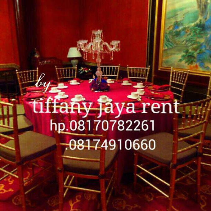 Tiffany Chair by TIFFANY JAYA RENT-KURSI TIFFANY - 014