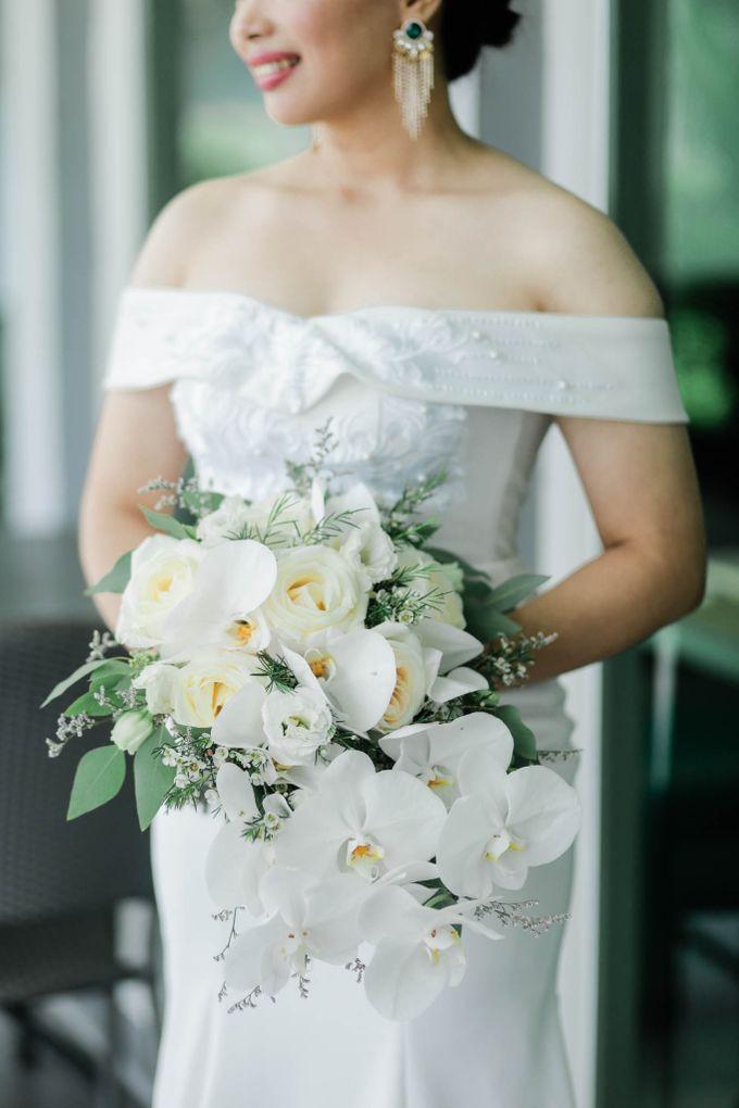 A Fresh and Modern Minimalist Iglesia Ni Cristo Wedding by Eye Candy Manila Event Styling Co. - 014