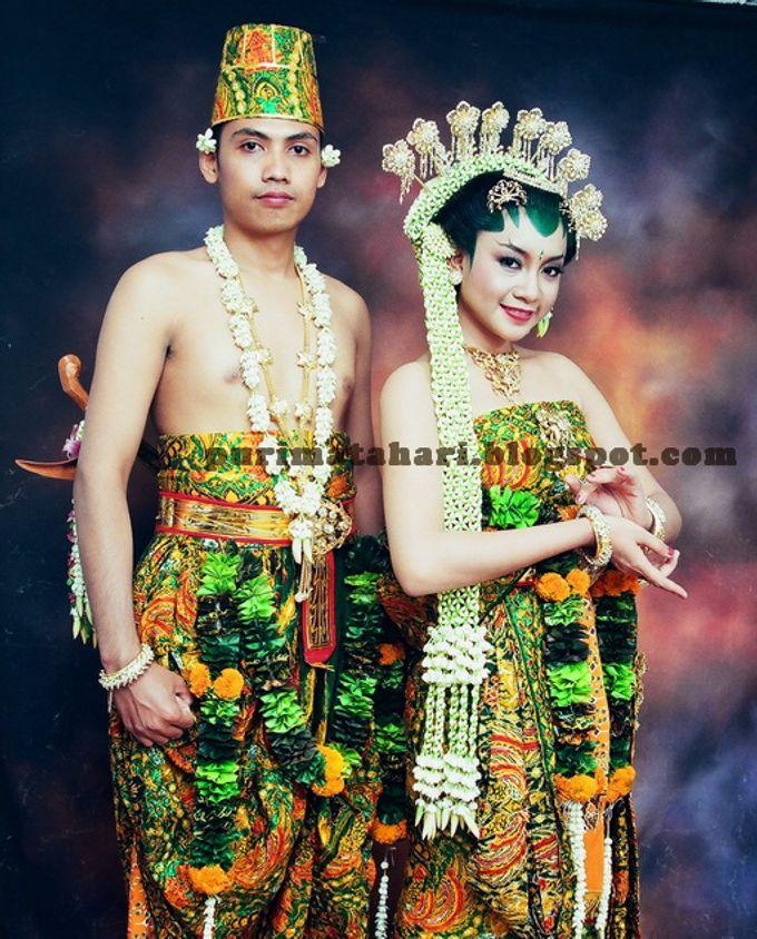 Pengantin Jawa by Puri Matahari Rias Pengantin - 010