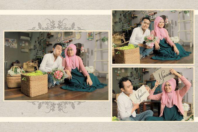 Pre Wedding - Martalina & Riza by Ennea Pictures - 006