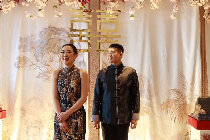 Sangjit House Of Yuen Hotel Fairmont Jakarta - MC Anthony Stevven by NOMA Jewelry & Accessories - 004