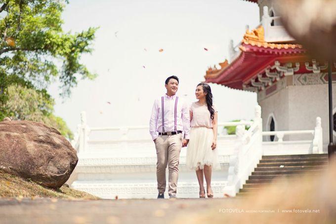 singapore Prewedding Fendy & Jeany by fotovela wedding portraiture - 008