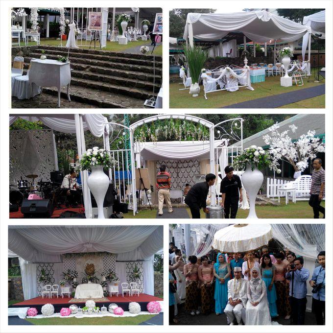 kartika Pohan & Benni Pernando by Link Wedding Planner - 001