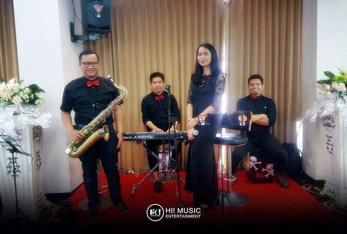 Wedding Reception Events (The Band) by Hi! Music Entertainment - 024