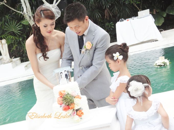 Intimate Private Villa Wedding by Bali Wedding Assistant - 002