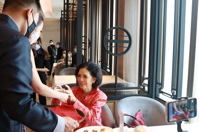 Sangjit House Of Yuen Hotel Fairmont Jakarta - MC Anthony Stevven by NOMA Jewelry & Accessories - 025