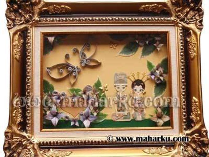 Uang Mahar bentuk Pengantin Jawa by maharKu - 012