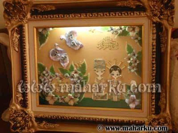 Uang Mahar bentuk Pengantin Jawa by maharKu - 015