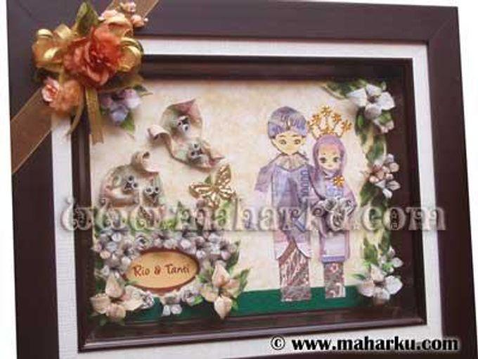 Uang Mahar bentuk Pengantin Jawa by maharKu - 004