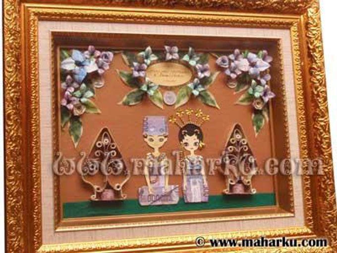 Uang Mahar bentuk Pengantin Jawa by maharKu - 005