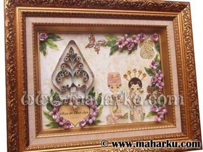 Uang Mahar bentuk Pengantin Jawa by maharKu - 008