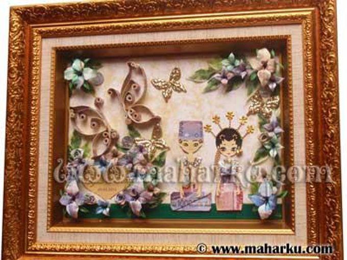 Uang Mahar bentuk Pengantin Jawa by maharKu - 011