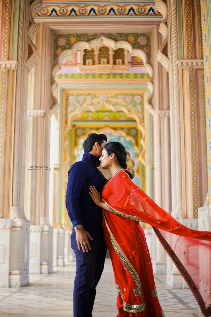 Pre Wedding Shoot by GP PRODUCTION - 027