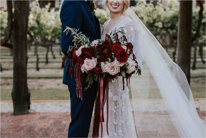 Spring Wedding at the Vines Country Club in the swan Valley Sarah & Glen by Anna Campbell - 022