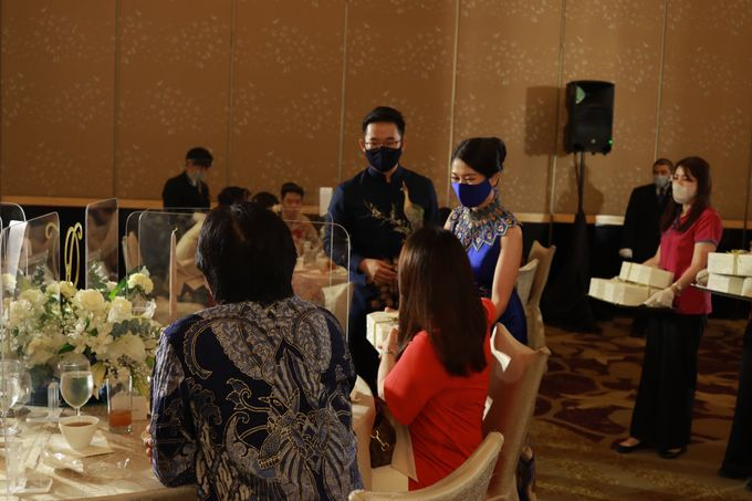 Entertainment Sangjit Hotel Mulia Jakarta by Double V Entertainment by Double V Entertainment - 033