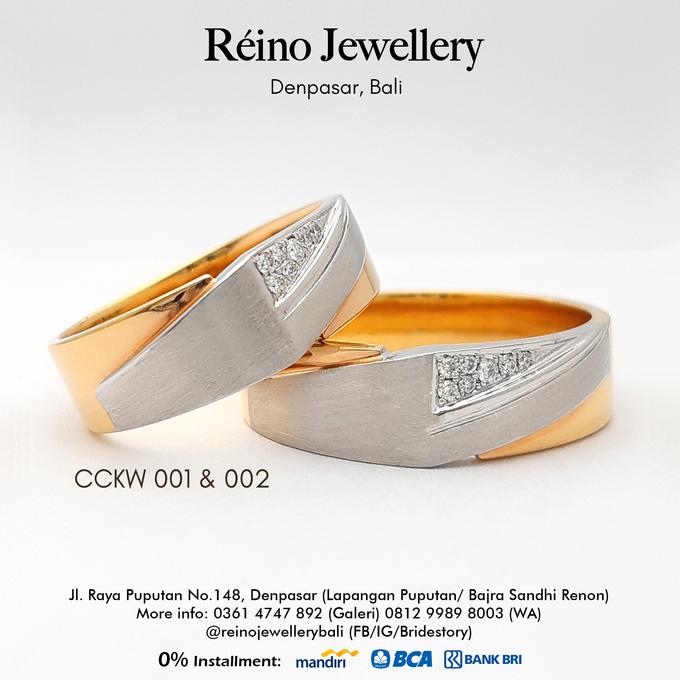 Wedding Ring - Cincin Nikah by Reino Jewellery - 003