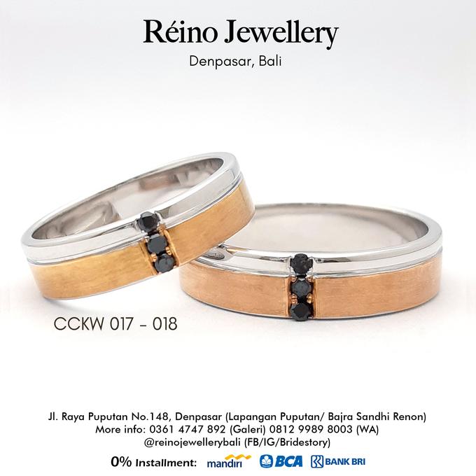 Wedding Ring - Cincin Nikah by Reino Jewellery - 008