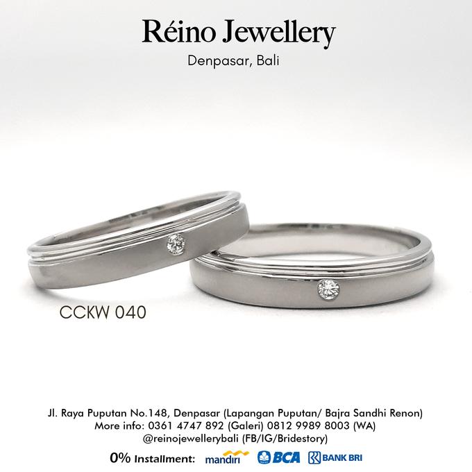 Wedding Ring - Cincin Nikah by Reino Jewellery - 011