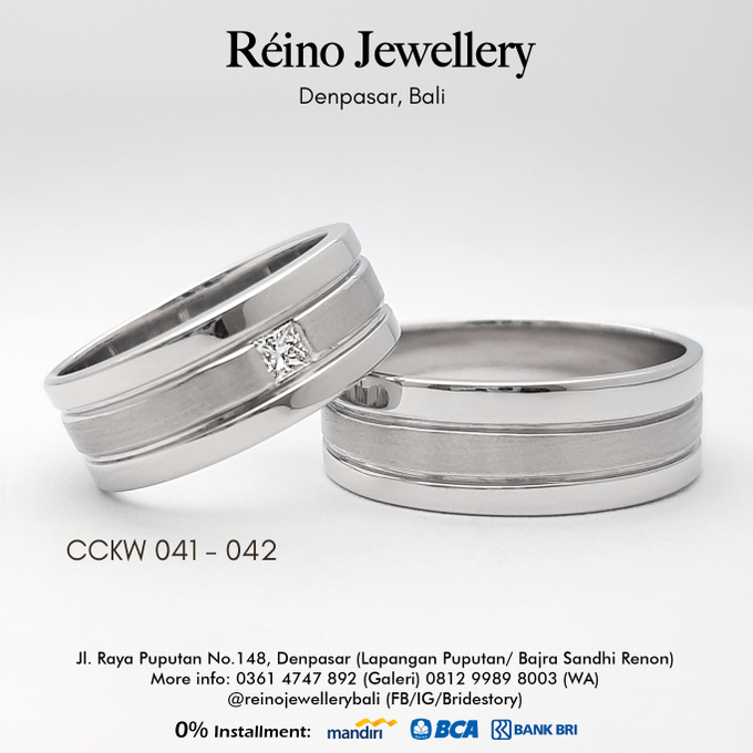 Wedding Ring - Cincin Nikah by Reino Jewellery - 012