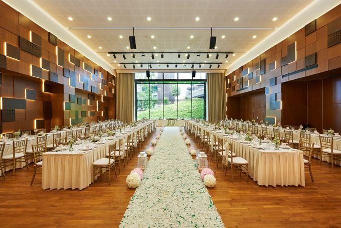 Wedding Lunch at The Auditorium by Changi Cove Singapore - 001