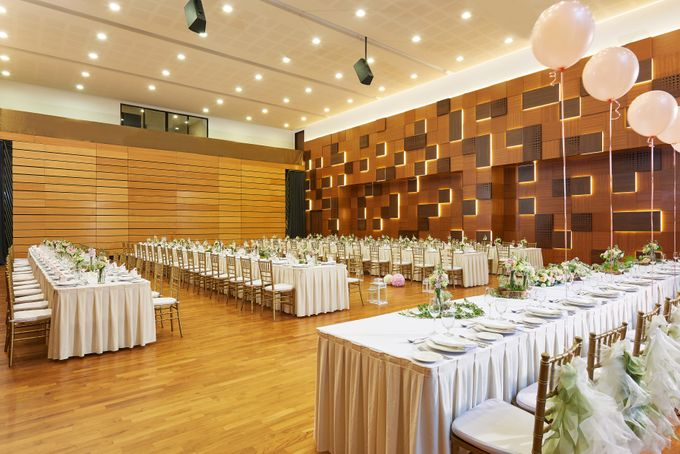Wedding Lunch at The Auditorium by Changi Cove Singapore - 003