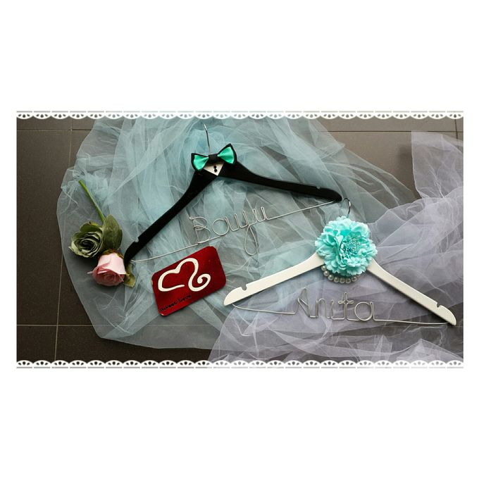 Wedding Hanger Name by Sweetlovecollection - 008