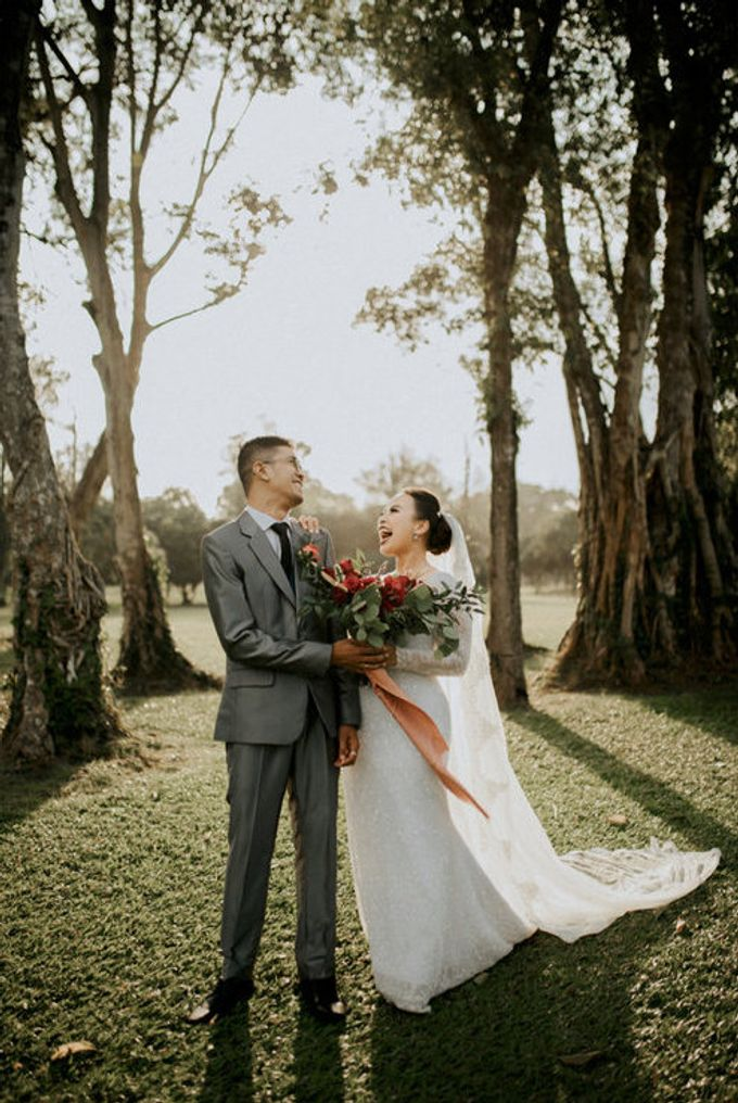The Wedding of Chitra & Dio by Bali Eve Wedding & Event Planner - 004