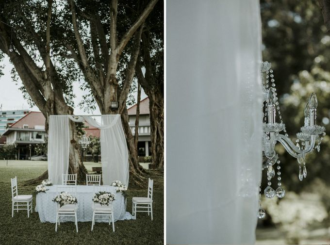 The Wedding of Chitra & Dio by Bali Eve Wedding & Event Planner - 001