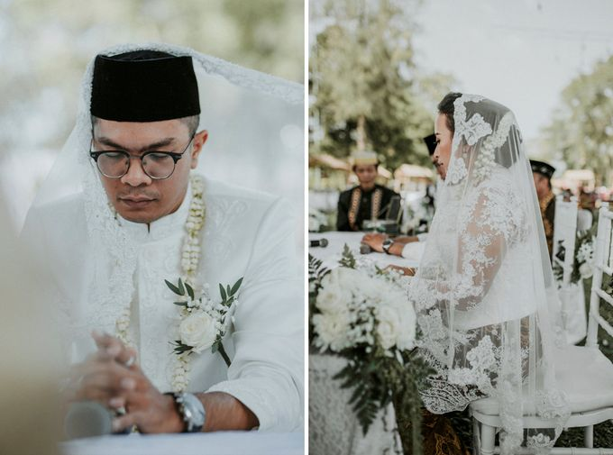 The Wedding of Chitra & Dio by Bali Eve Wedding & Event Planner - 002