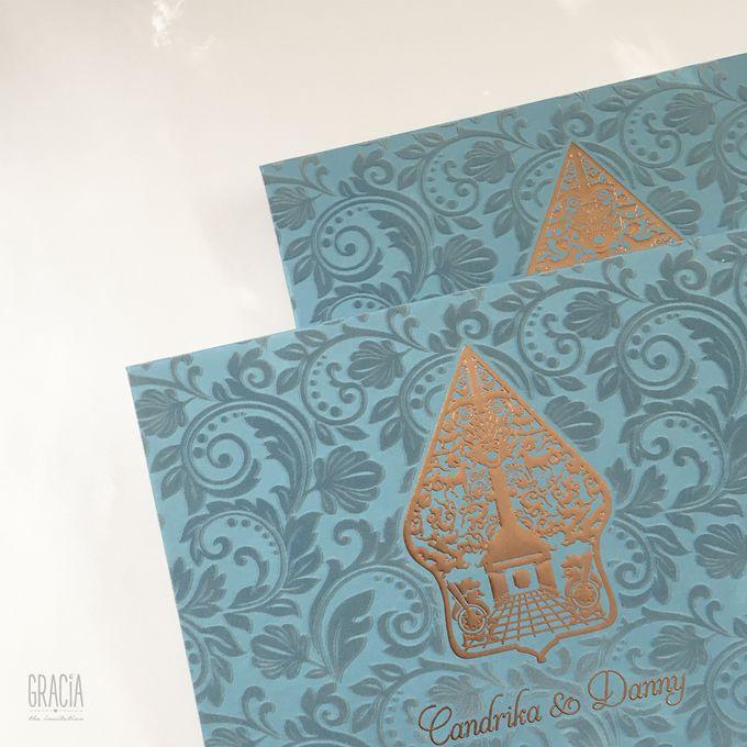 Candrika & Danny by Gracia The Invitation - 001