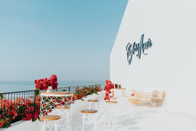 Style Shoot at Cafe Del Mar by The Wedding Mood - 001